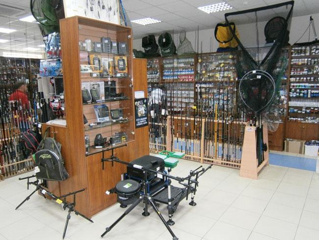 магазины товары для рыбалки в борисове
