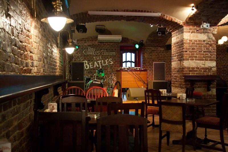 Дорогие пивные рестораны москвы